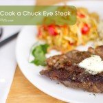 restaurant style steak | This American Plate