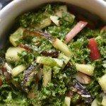 Kale Apple & Date Salad