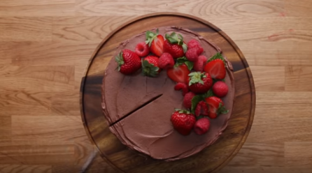 Video recipe: how to make the ultimate chocolate cake